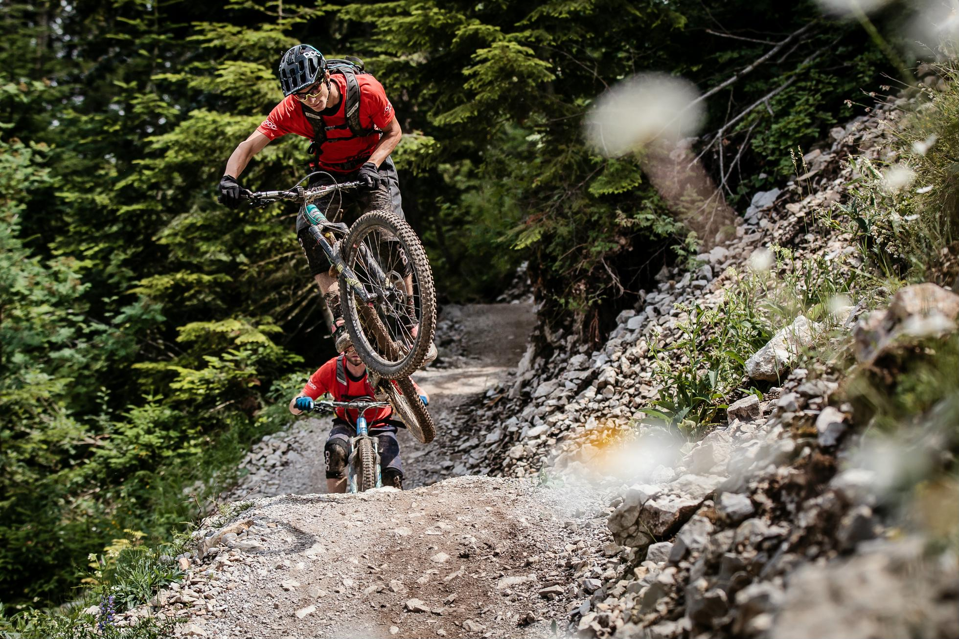 Percorsi di Mountain Bike in Trentino